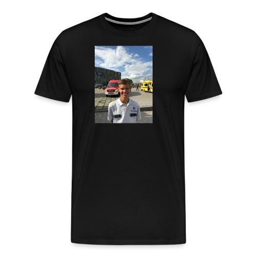 Commissaris Alex Vereecken 1 - Mannen Premium T-shirt