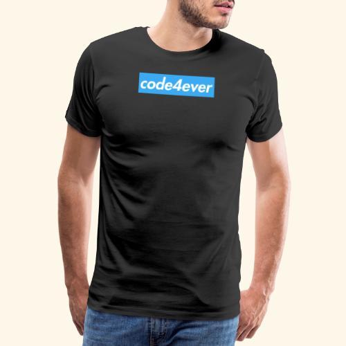 Code4ever - Men's Premium T-Shirt