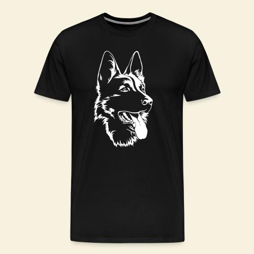 DSH Portrait - Männer Premium T-Shirt