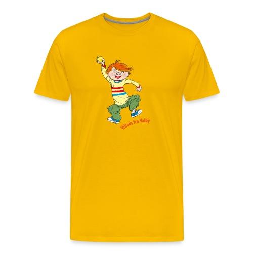 Villads fra Valby - Herre premium T-shirt