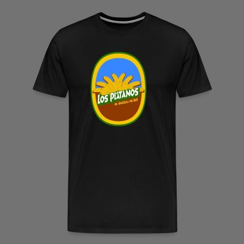 Los Platanos - Men's Premium T-Shirt