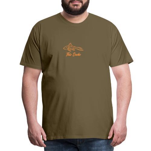 Pleco - Men's Premium T-Shirt