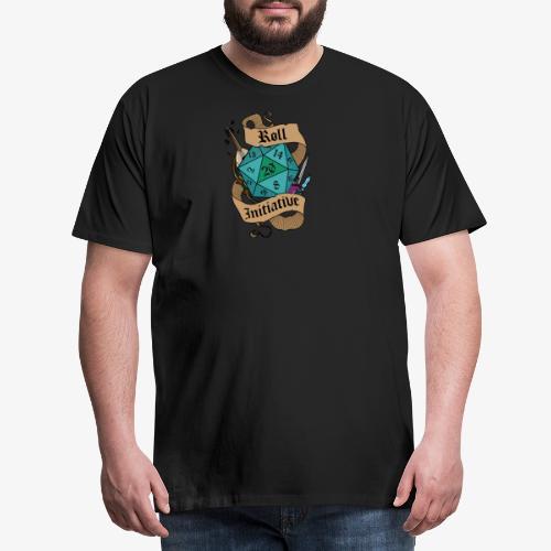 dnd2 - Men's Premium T-Shirt