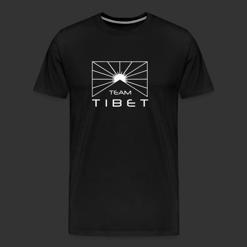 Team Tibet - Männer Premium T-Shirt
