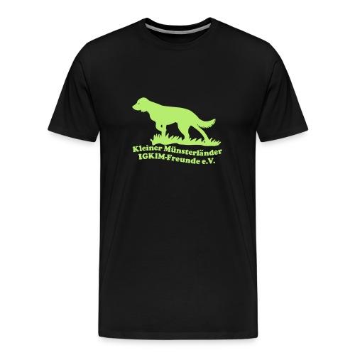 igkim79u59 - Männer Premium T-Shirt