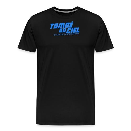 Logo TDC BLEU 2018 - T-shirt Premium Homme