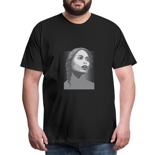 Beauty (v2) - Mannen Premium T-shirt