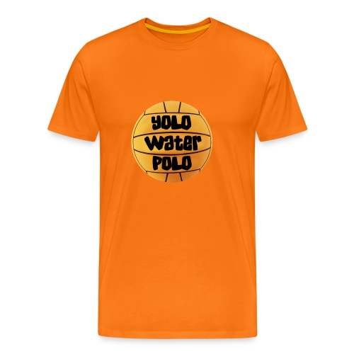 YoloWaterPolo png - Mannen Premium T-shirt