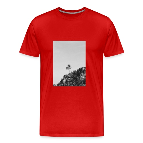 Baum - Männer Premium T-Shirt
