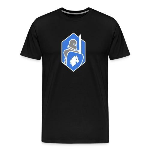Blue Team - Mannen Premium T-shirt