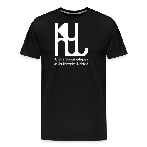KuMu_weiß - Männer Premium T-Shirt