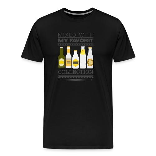 Tonic Water Collection - Männer Premium T-Shirt