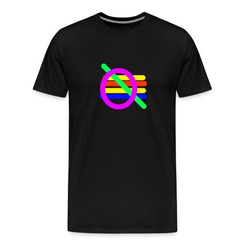 Abstrakt - Männer Premium T-Shirt