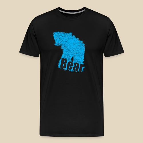 Blue Bear - T-shirt Premium Homme