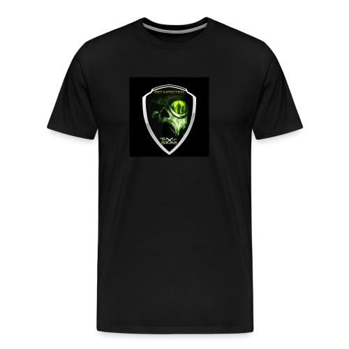 toxic-gaming-v2-2 - Premium-T-shirt herr