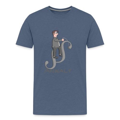 Anwalt - Männer Premium T-Shirt