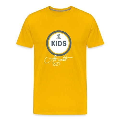 KIDS T Shirt png - Männer Premium T-Shirt