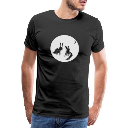 fuxundhase - Männer Premium T-Shirt