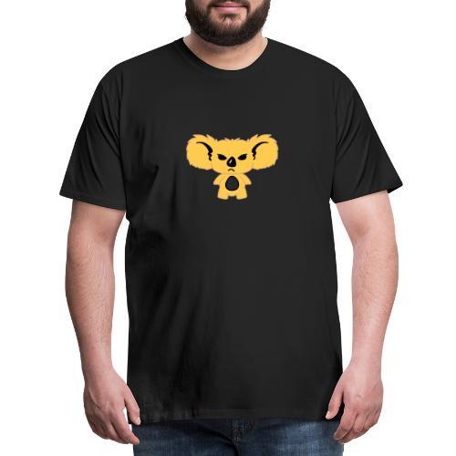 Koala Bär Teddy - Männer Premium T-Shirt