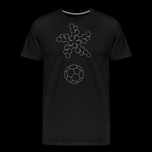 Serie 03   Dodecahedron - Camiseta premium hombre