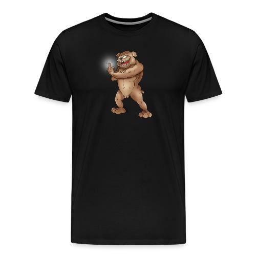 Bad Dog - Männer Premium T-Shirt