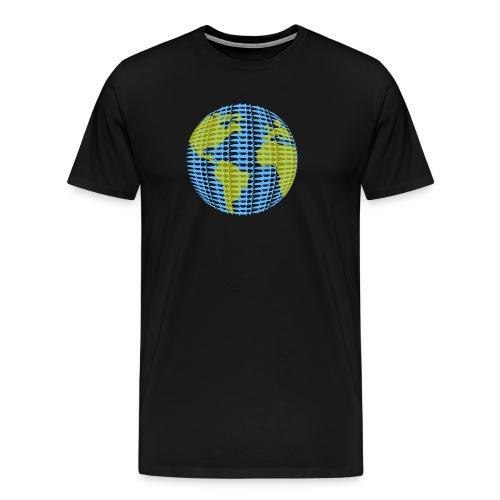 Barracuda World - Camiseta premium hombre