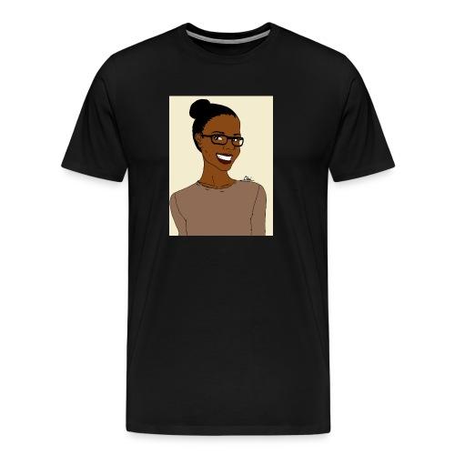 Nappy c'est chic - T-shirt Premium Homme