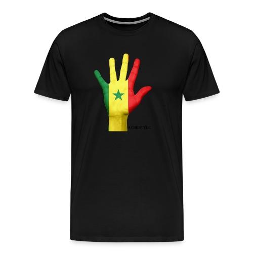senegal - T-shirt Premium Homme