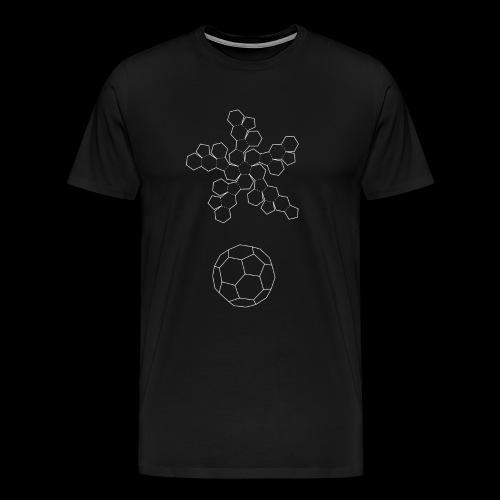 Serie 03 | Dodecahedron - Camiseta premium hombre