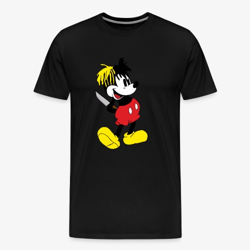 xxxMickey - Premium-T-shirt herr