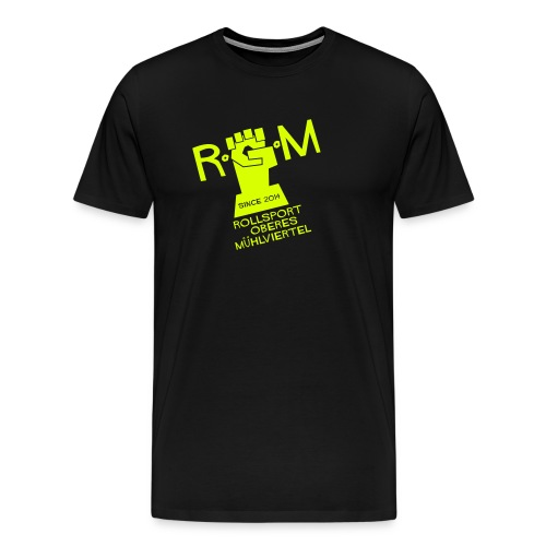 ROM HITCH - Männer Premium T-Shirt