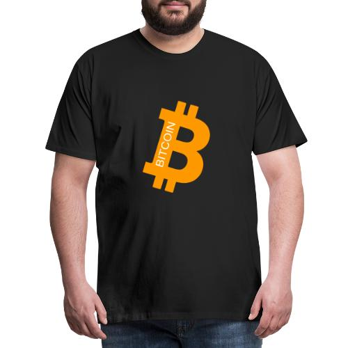 BITCOINBTC - Men's Premium T-Shirt