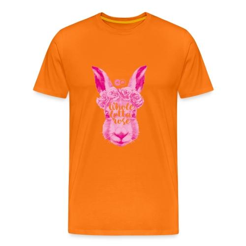 Wholelottarose - Männer Premium T-Shirt