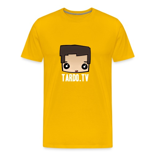 Tardo Head png - Männer Premium T-Shirt