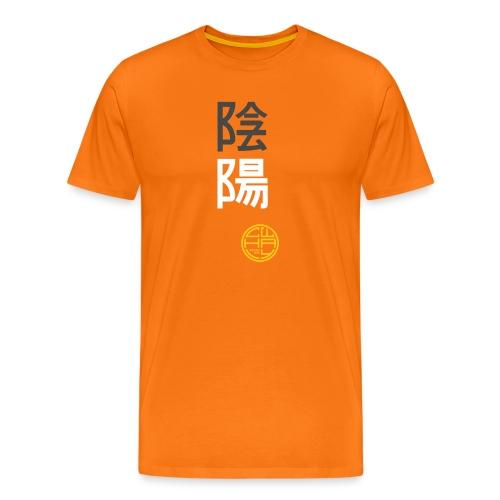 Yin Yang - Männer Premium T-Shirt