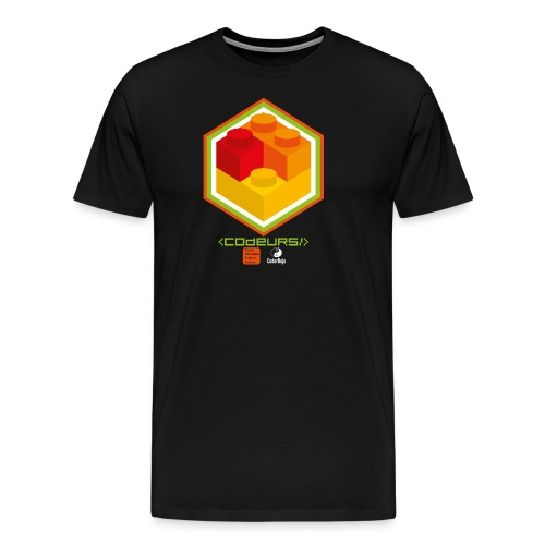 Esprit Club Brickodeurs - T-shirt Premium Homme