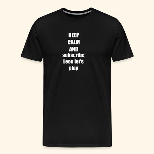20180305 235200 - Männer Premium T-Shirt