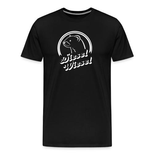 Diesel Wiesel - Männer Premium T-Shirt