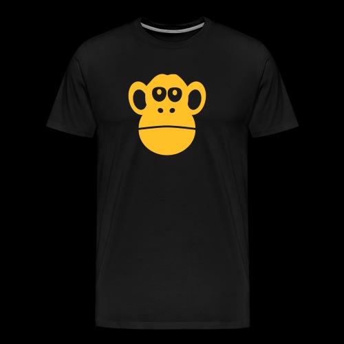 monkey ape singe - Men's Premium T-Shirt