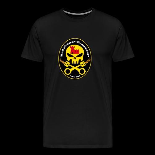 Kolbefrässer - Männer Premium T-Shirt