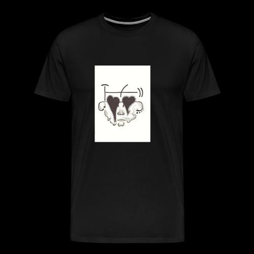 Rio Gia Centro Para Artistas - Men's Premium T-Shirt