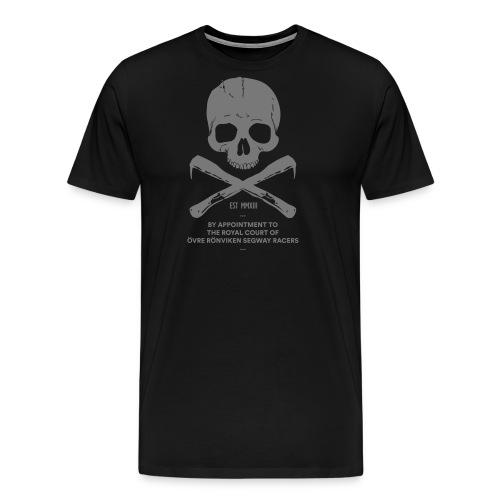 SegwayRacers_Royal - Men's Premium T-Shirt