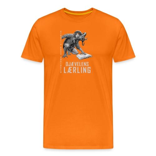 Djævelens lærling sh - Herre premium T-shirt