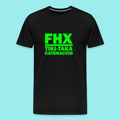 Franken Hattrickx Druck 2 - Männer Premium T-Shirt