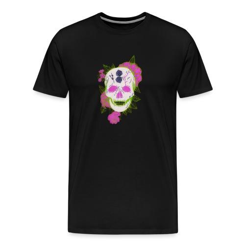 Skull,3 - T-shirt Premium Homme