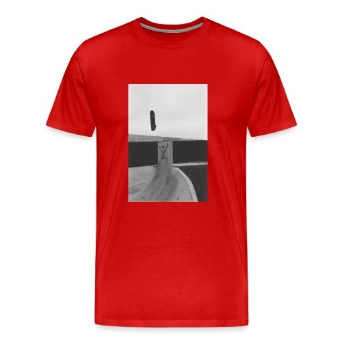 Skateboard - Männer Premium T-Shirt