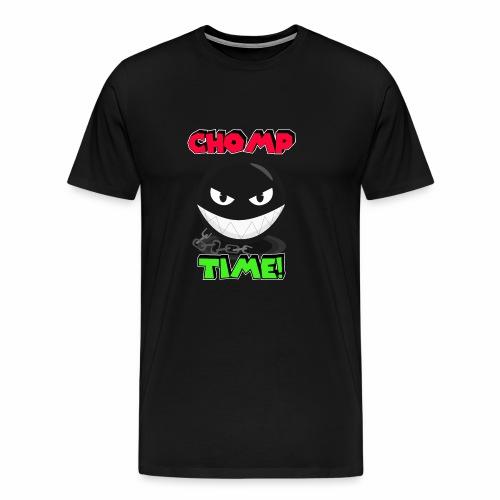 Chomp time - Camiseta premium hombre