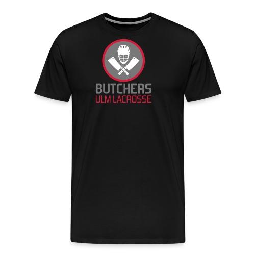logo hell klein - Männer Premium T-Shirt