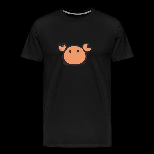 Flumdu_Family Crab - Men's Premium T-Shirt