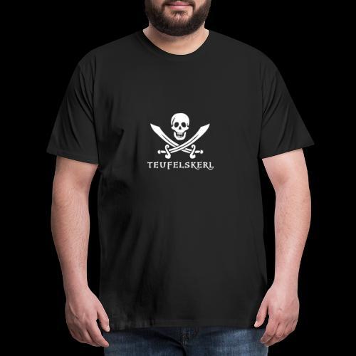 ~ Teufelskerl ~ - Männer Premium T-Shirt